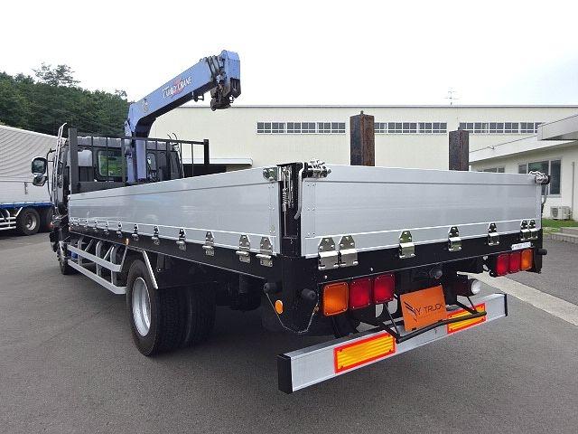 いすゞ H19 フォワード 増トン 平 4段クレーン ★ 画像8