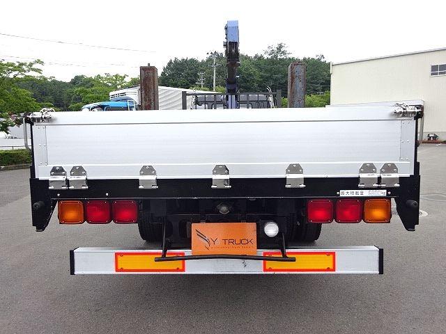 いすゞ H19 フォワード 増トン 平 4段クレーン ★ 画像9