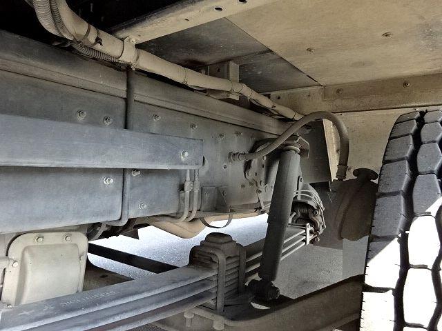 三菱 H20 スーパーグレート 4軸低床アルミウィング 画像6