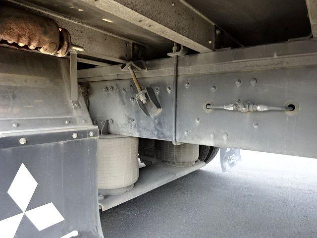 三菱 H20 スーパーグレート 4軸低床アルミウィング 画像8