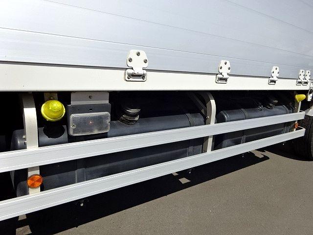 三菱 H20 スーパーグレート 4軸低床アルミウィング 画像9