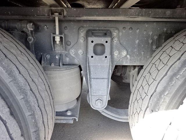 三菱 H20 スーパーグレート 4軸低床アルミウィング 画像12