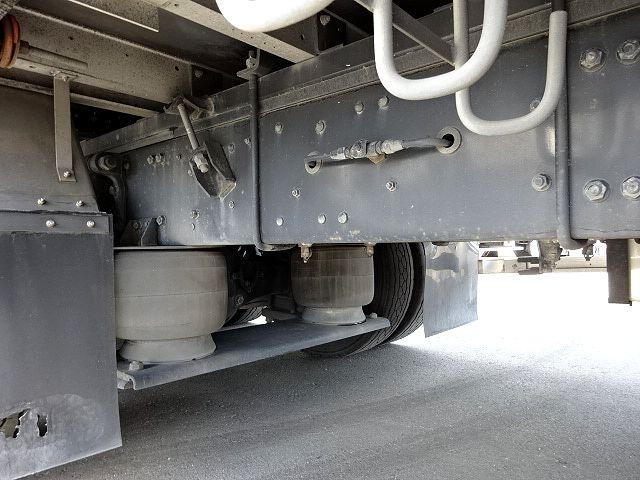 三菱 H20 スーパーグレート 4軸低床アルミウィング 画像14