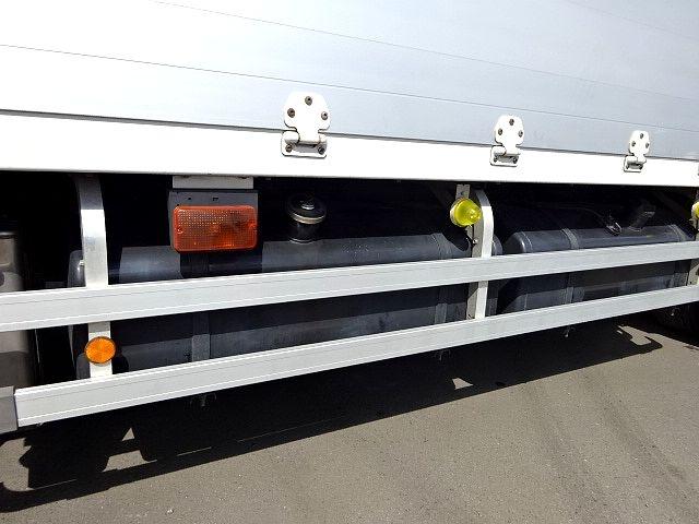 三菱 H20 スーパーグレート 4軸低床アルミウィング 画像16