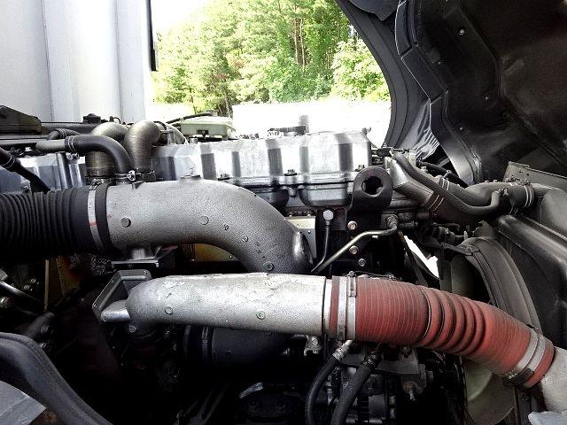 三菱 H20 スーパーグレート 4軸低床アルミウィング 画像17