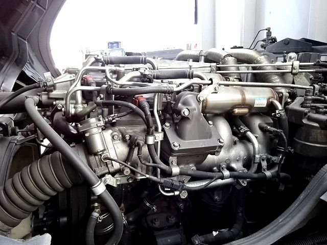 三菱 H20 スーパーグレート 4軸低床アルミウィング 画像18