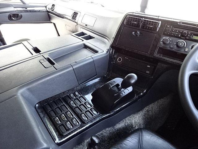 三菱 H20 スーパーグレート 4軸低床アルミウィング 画像21