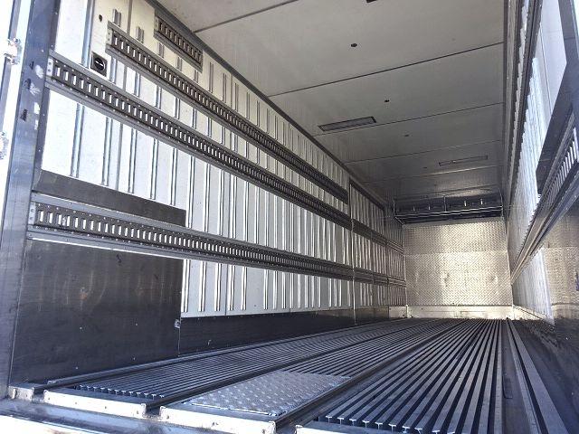 UD H19 クオン ハイルーフ 4軸低床 冷蔵冷凍車★ 画像11