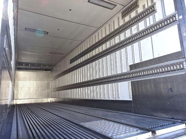 UD H19 クオン ハイルーフ 4軸低床 冷蔵冷凍車★ 画像12