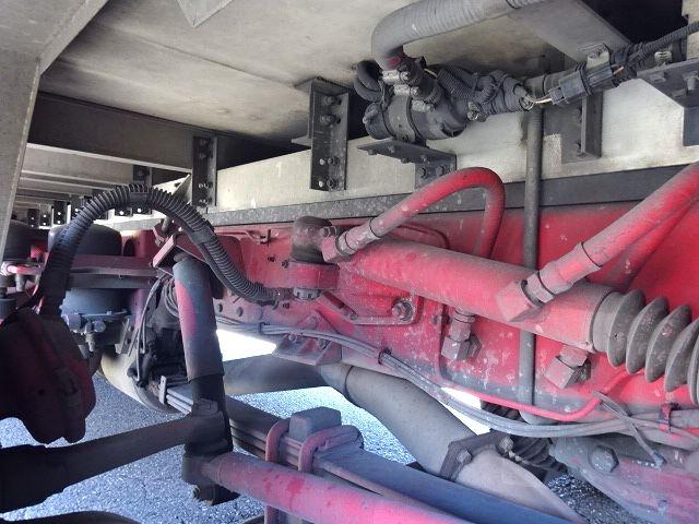 UD H19 クオン ハイルーフ 4軸低床 冷蔵冷凍車★ 画像17