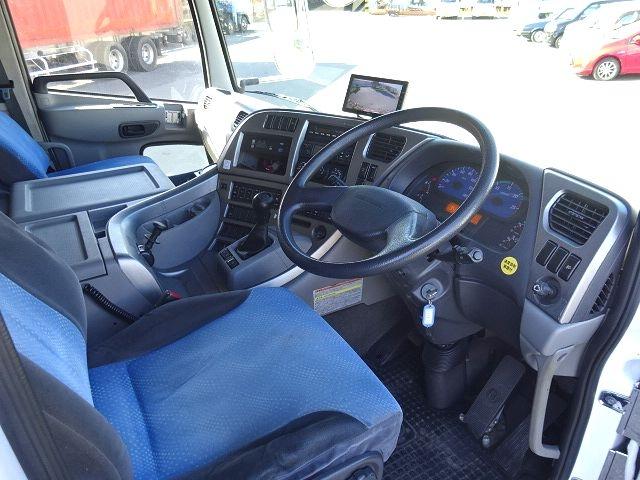 UD H19 クオン ハイルーフ 4軸低床 冷蔵冷凍車★ 画像21