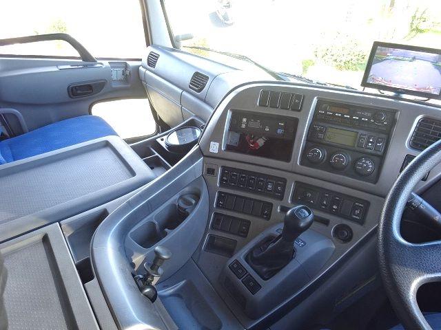 UD H19 クオン ハイルーフ 4軸低床 冷蔵冷凍車★ 画像24