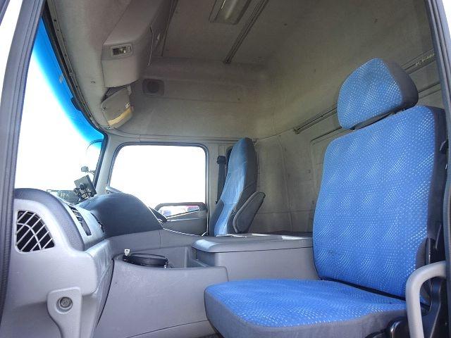 UD H19 クオン ハイルーフ 4軸低床 冷蔵冷凍車★ 画像27