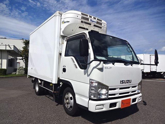 いすゞ H20 エルフ 標準 冷凍車 サイド扉 5t未満☆ 画像3