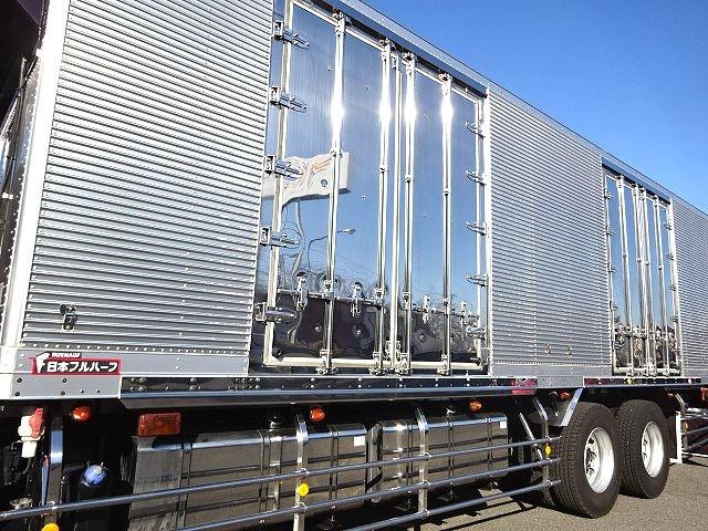 いすゞ H24 ギガ 低温冷凍車 キーストン ジョルダー 画像16