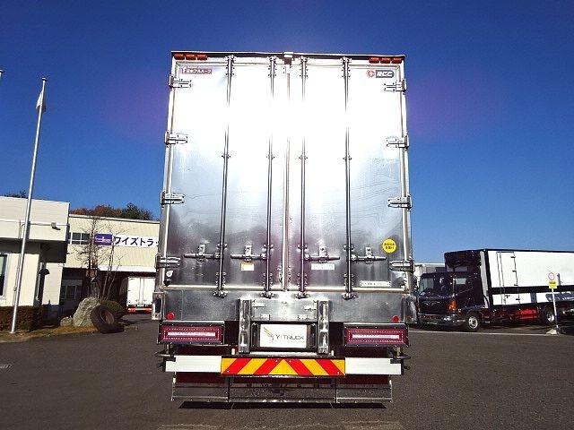 いすゞ H24 ギガ 低温冷凍車 キーストン ジョルダー 画像7
