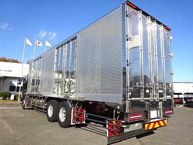 いすゞ H24 ギガ 低温冷凍車 キーストン ジョルダー 画像8