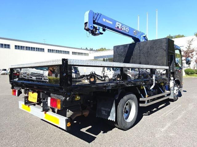 いすゞ H20 エルフ ワイド 平 3段クレーン ラジコン 画像10