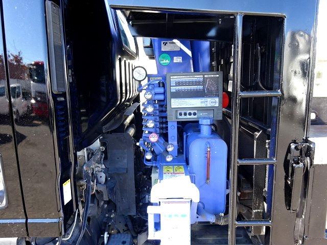 いすゞ H20 エルフ ワイド 平 3段クレーン ラジコン 画像14