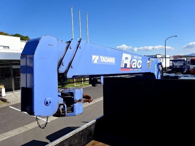 いすゞ H20 エルフ ワイド 平 3段クレーン ラジコン 画像15