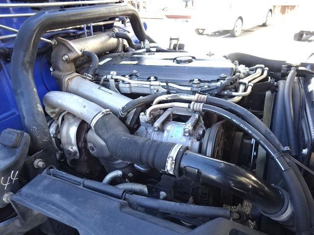 いすゞ H20 エルフ ワイド 平 3段クレーン ラジコン 画像29