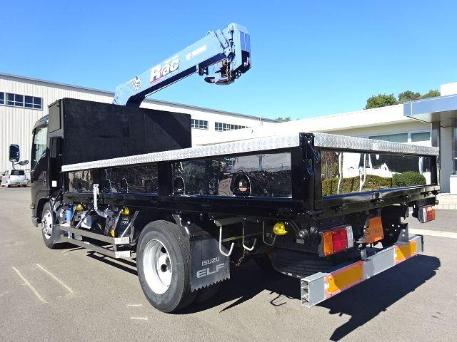 いすゞ H20 エルフ ワイド 平 3段クレーン ラジコン 画像8