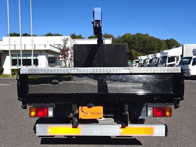 いすゞ H20 エルフ ワイド 平 3段クレーン ラジコン 画像9
