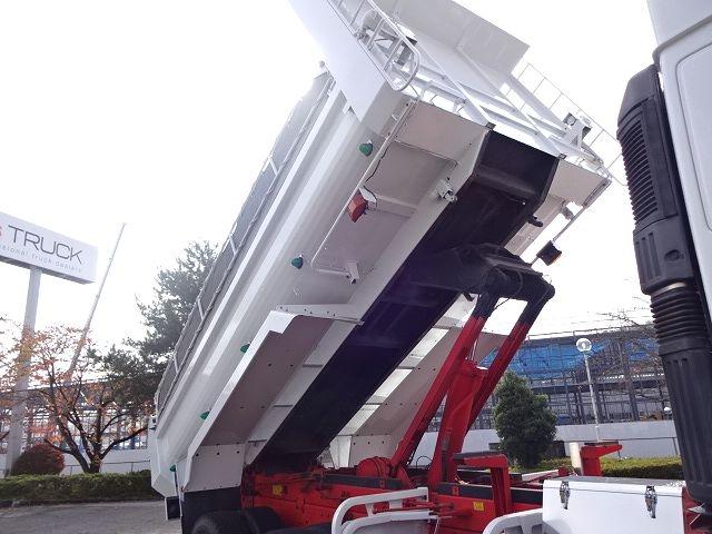日野 H25 プロフィア ハイルーフ ダンプ 車検付 ★ 画像16
