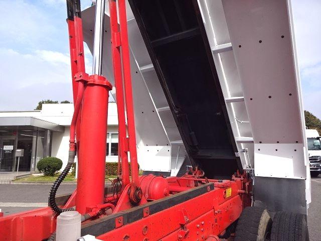 日野 H25 プロフィア ハイルーフ ダンプ 車検付 ★ 画像17