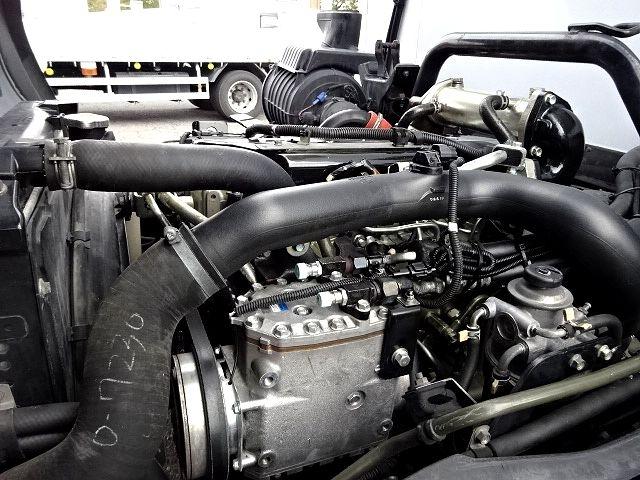 いすゞ フォワード ワイド 冷凍車 格納PG キーストン 画像16