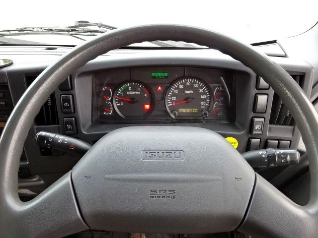 いすゞ フォワード ワイド 冷凍車 格納PG キーストン 画像21