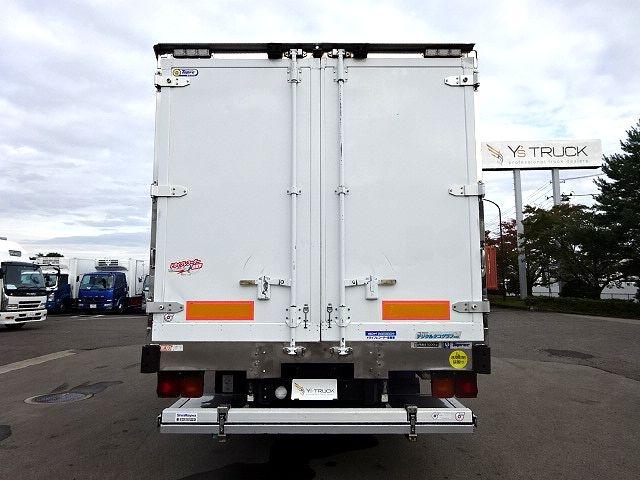 いすゞ フォワード ワイド 冷凍車 格納PG キーストン 画像7