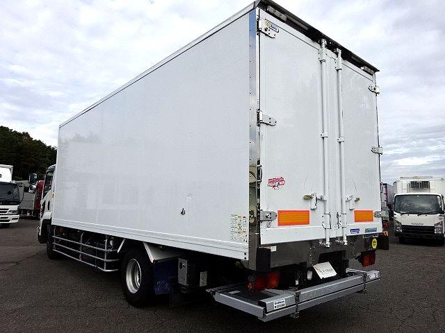 いすゞ フォワード ワイド 冷凍車 格納PG キーストン 画像8