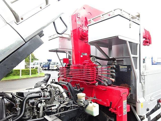 いすゞ H19 フォワード 増トン 平 5段クレーン 画像16