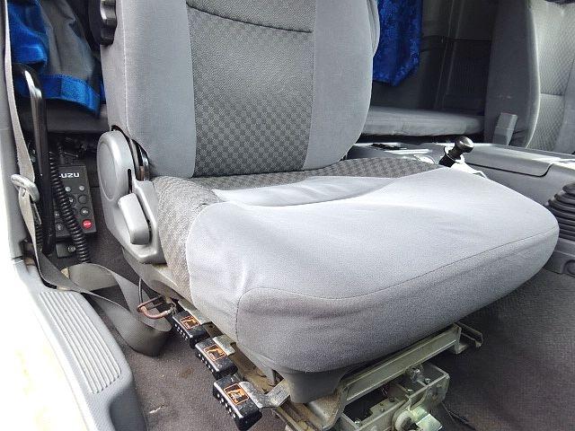 いすゞ H19 フォワード 増トン 平 5段クレーン 画像28