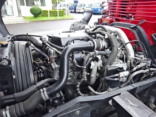 いすゞ H19 フォワード 増トン 平 5段クレーン 画像30