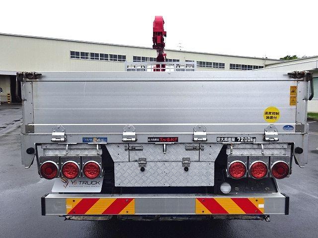 いすゞ H19 フォワード 増トン 平 5段クレーン 画像9