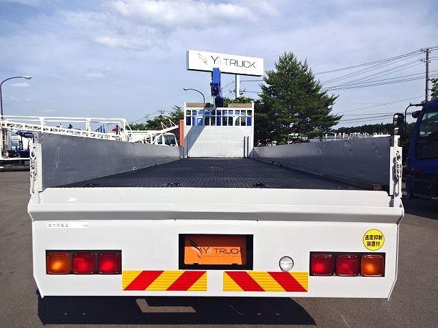 UD H18 ギガ 3軸 セルフ 5段クレーン 2デフ★ 画像9