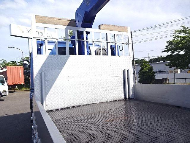 UD H18 ギガ 3軸 セルフ 5段クレーン 2デフ★ 画像12