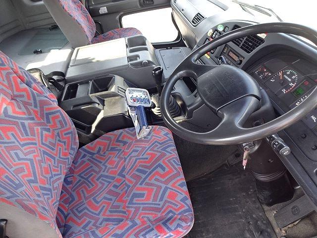 いすゞ H18 ギガ 3軸 セルフ 5段クレーン 2デフ★ 画像25