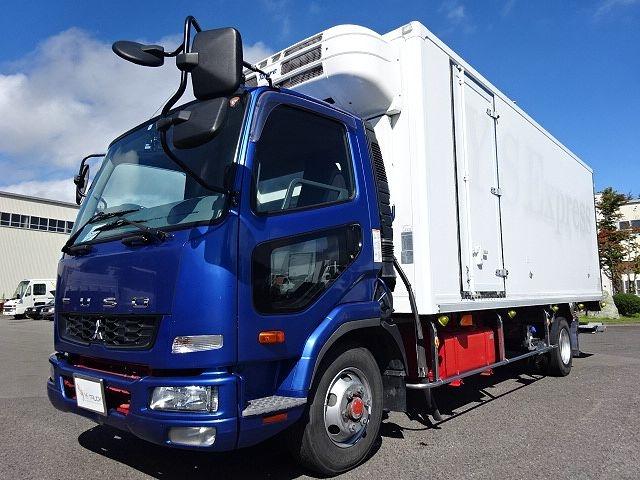 三菱 H24 ファイター 低温冷凍車 格納PG  ★ 画像1