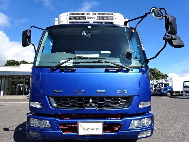 三菱 H24 ファイター 低温冷凍車 格納PG  ★ 画像2