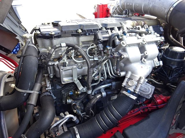 三菱 H24 ファイター 低温冷凍車 格納PG  ★ 画像29
