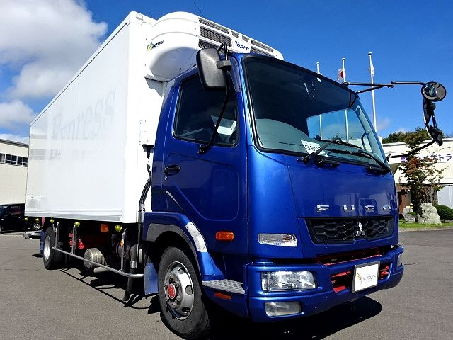 三菱 H24 ファイター 低温冷凍車 格納PG  ★ 画像3