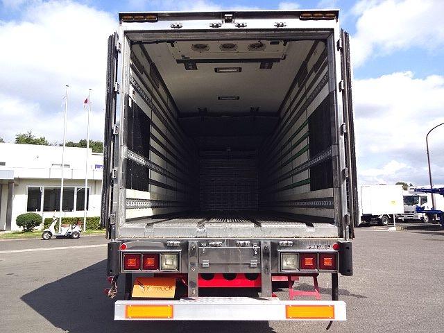 UD H19 クオン ハイルーフ 冷凍車 サイド観音扉 画像9