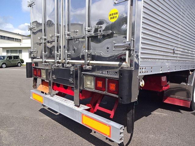 UD H19 クオン ハイルーフ 冷凍車 サイド観音扉 画像10