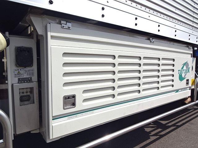 UD H19 クオン ハイルーフ 冷凍車 サイド観音扉 画像11
