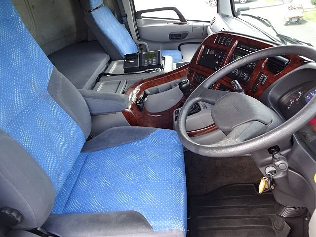 UD H19 クオン ハイルーフ 冷凍車 サイド観音扉 画像22