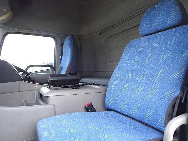 UD H19 クオン ハイルーフ 冷凍車 サイド観音扉 画像26