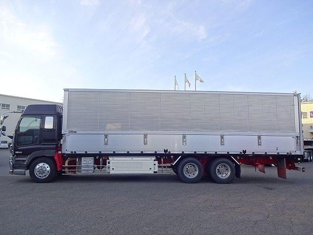 いすゞ H19 ギガ 3軸 ハイルーフ 冷凍ウィング ★ 画像6